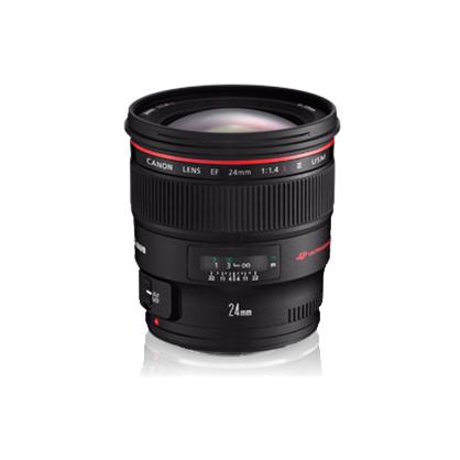 Objetivo Canon EF 24mm f1.4L II USM