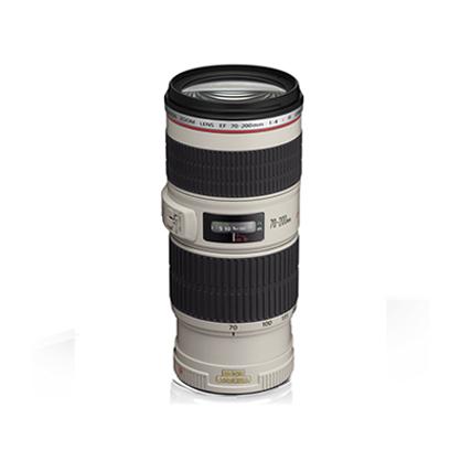 Objetivo Canon EF 70-200mm f/4L IS USM