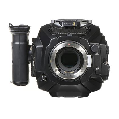 Blackmagic URSA Mini PRO 4.6K EF - Vista frontal