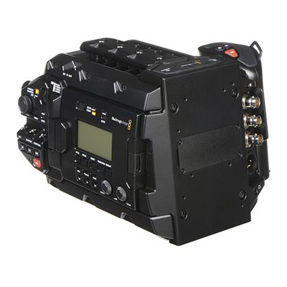 Blackmagic URSA Mini PRO 4.6K EF - Vista trasera 45º