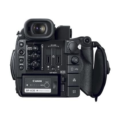Canon EOS C200 - Vista trasera