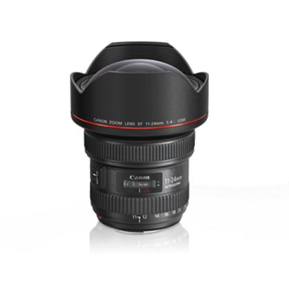 Objetivo Canon EF 11-24mm f/4L USM