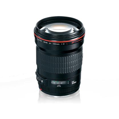 Objetivo Canon EF 135mm f/2L USM