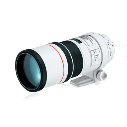 Objetivo Canon EF 300mm f/4L IS USM