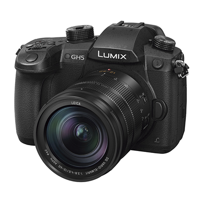 Panasonic Lumix GH5 + Objetivo Panasonic Leica DG Vario-Elmarit 12-60mm f/2.8-4 ASPH