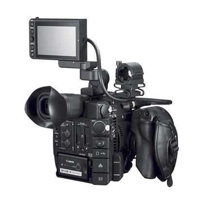 Canon EOS C200 - Vista trasera 45º