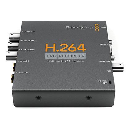 Capturador Blackmagic H264 Pro Recorder