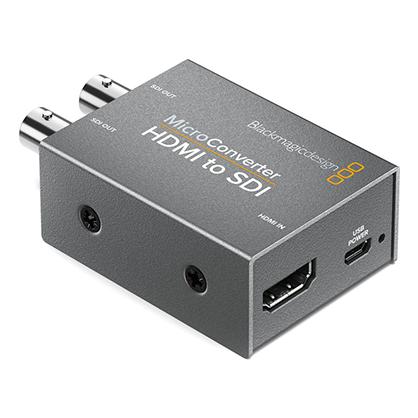 Conversor Blackmagic Micro Converter HDMI to SDI
