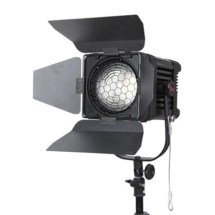 Foco Fresnel LED Ledgo LG-D1200MC 120W 3200K-5600K