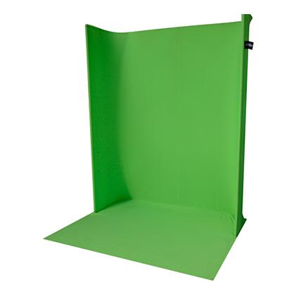 Fondo Ledgo LG-1822U Chroma Verde U con marco