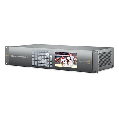 Mezclador Blackmagic Blackmagic ATEM 4 M/E Broadcast Studio 4K