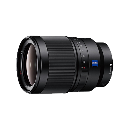 Objetivo Sony Distagon® T* FE 35 mm F1,4 ZA
