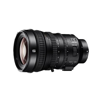 Objetivo Sony E PZ 18-110mm F4 G OSS