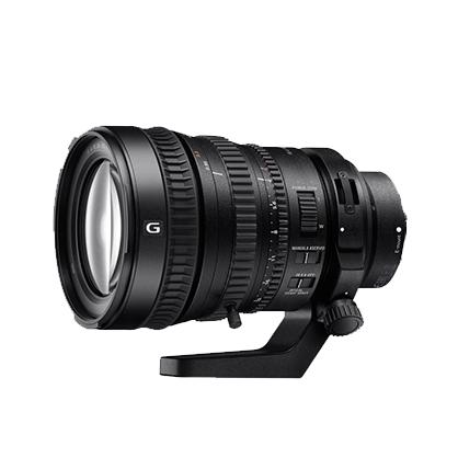 Objetivo Sony FE PZ 28-135mm F4 G OSS