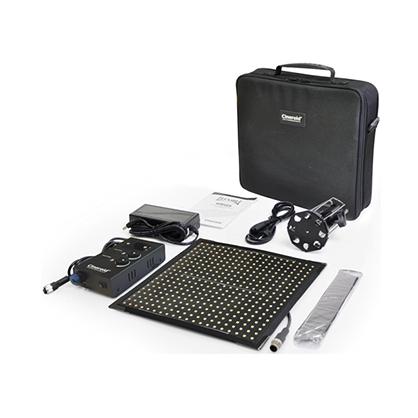 Panel LED Cineroid flexible FL400SB bicolor 2700K-6500K
