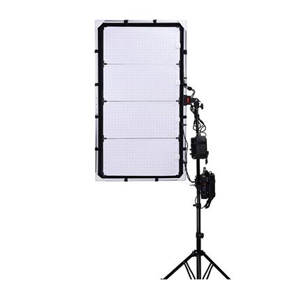Panel LED flexible Ledgo Versatile LG-V58C 4K1 3200K-5600K