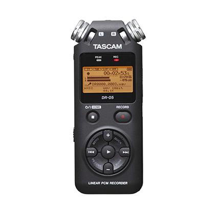 Grabadora Tascam DR-05 V2