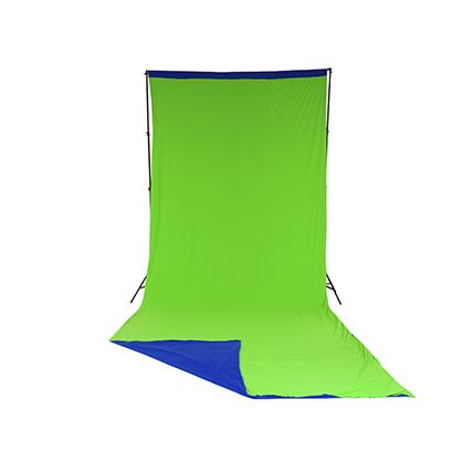 Fondo Lastolite Chroma Verde/Azul 3x7m
