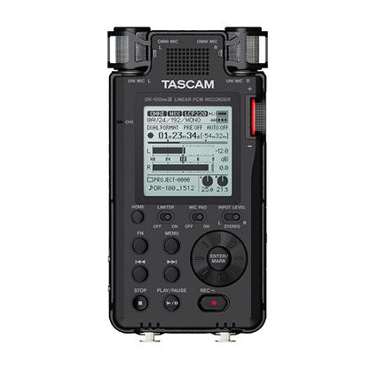 Grabadora Tascam DR-100 MKIII