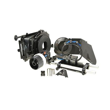 Kit Chrosziel Matte Box MB450R2 + Follow Focus DSLR 2