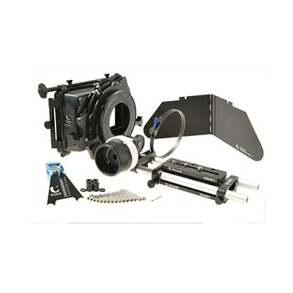 Kit Chrosziel Matte Box MB450R2 + Follow Focus Universal