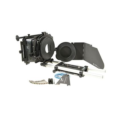 Kit Chrosziel Matte Box MB450R2 + Sistema de barras LWS 15 HD Universal