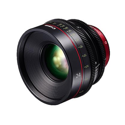 Objetivo Canon CN-E 24mm T1.5 L F