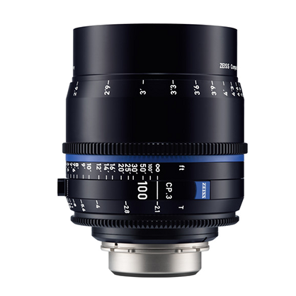 Objetivo Zeiss Compact Prime CP.3 100mm T/2.1
