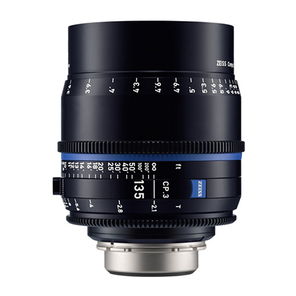 Objetivo Zeiss Compact Prime CP.3 135mm T/2.1