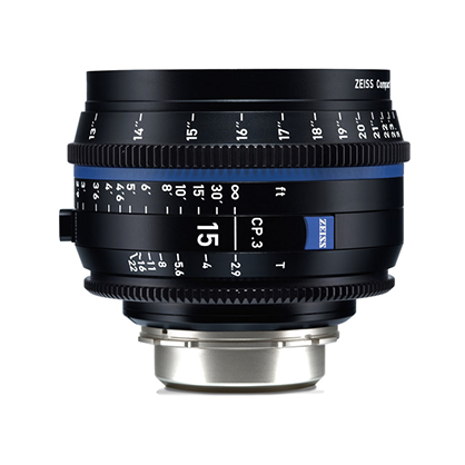Objetivo Zeiss Compact Prime CP.3 15mm T/2.9