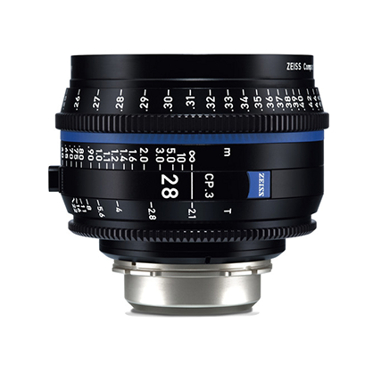 Objetivo Zeiss Compact Prime CP.3 28mm T/2.1