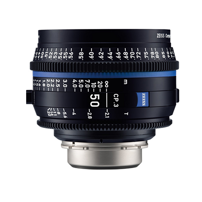 Objetivo Zeiss Compact Prime CP.3 50mm T/2.1
