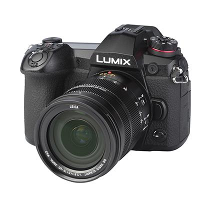 Panasonic Lumix DC-G9L + Objetivo Panasonic 12-60mm f/2.8-4