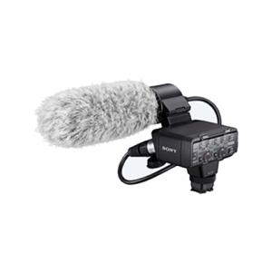 Kit de adaptador y micrófono Sony XLR-K2M
