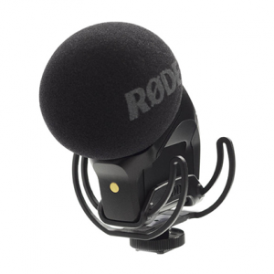 Micrófono de cañon RODE Stereo VideoMic Pro
