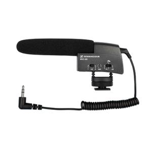 Micrófono de cañon Sennheiser MKE-400