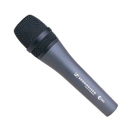 Micrófono de mano Sennheiser E-845