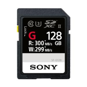Tarjeta SDXC UHS-II SF-G128 Sony 128GB 300 MB/s