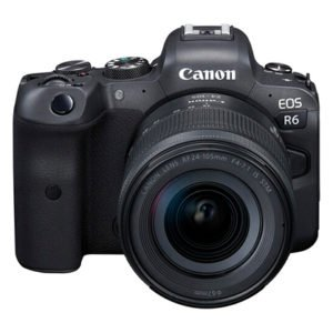 Canon EOS R6 + Objetivo Canon RF 24-105mm f/4-7.1 IS STM