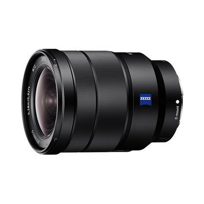 Objetivo Sony Vario-Tessar® T* FE 16-35mm F4 ZA OSS