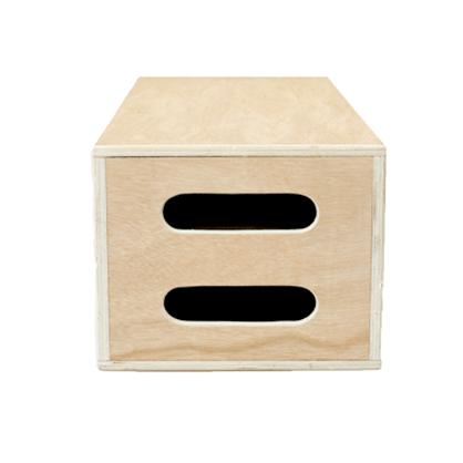 Cajón de madera 20 x 25 x 60 cm
