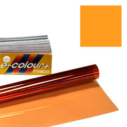 Rollo filtro E-colour #204 Naranja Full CTO · 762x122cm
