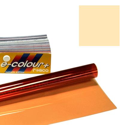 Rollo filtro E-colour #206 Naranja 1/4 CTO · 762x122cm