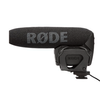 Micrófono de cañon RODE VideoMic PRO